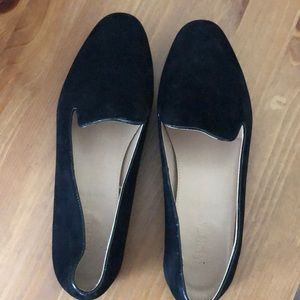 J. Crew Suede Loafers